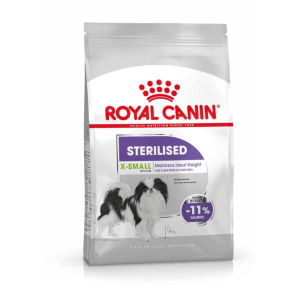 Royal Canin X Small Sterilised Care Dry Adult Dog Food
