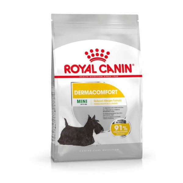 Royal Canin Mini Dermacomfort Hunde Adult Trockenfutter