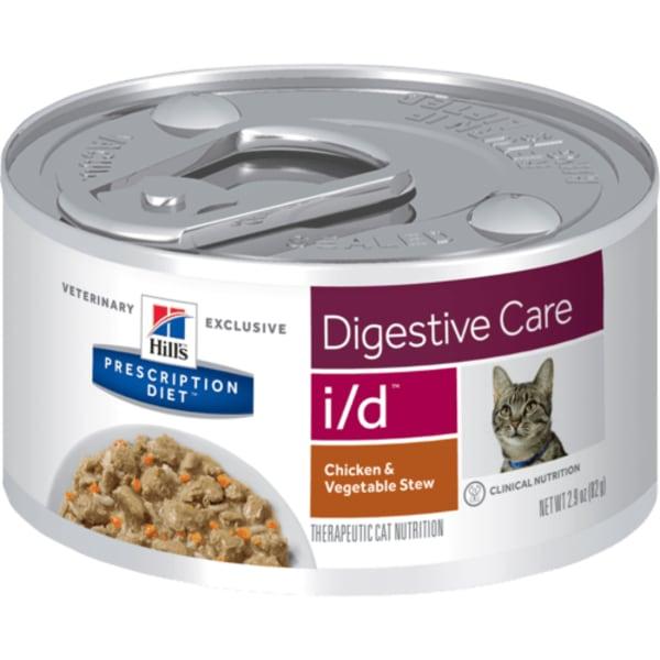 Hill's Prescription Diet i/d Digestive Care Hühnereintopf Katzenfutter
