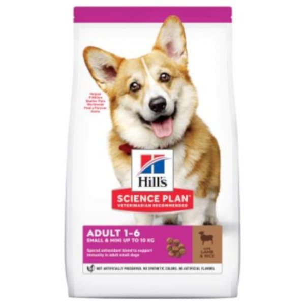 Hill's Science Plan Canine Adult Small & Mini Lamb & Rice
