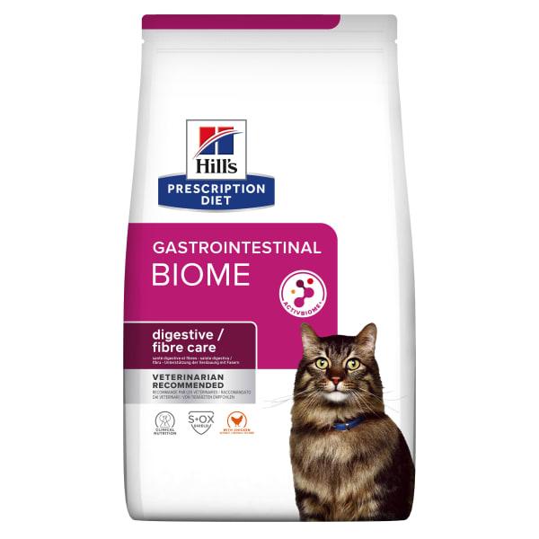 Hill's Prescription Diet Gastrointestinal Biome Digestive/Fibre Care Adult Dry Cat Food - Chicken