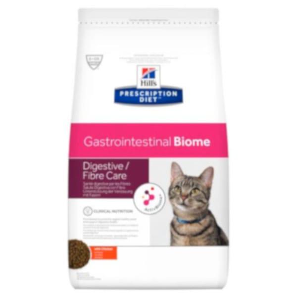 Hill's Prescription Diet Gastrointestinal Biome Aliment pour Chat au Poulet