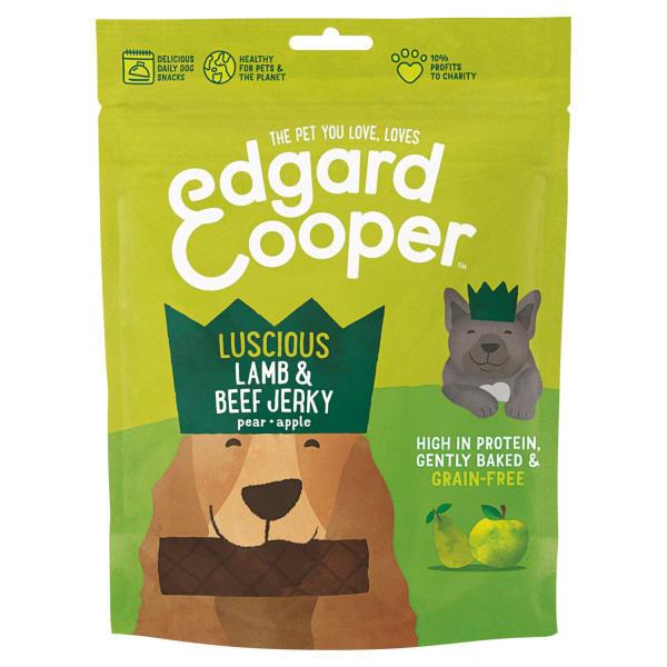Edgard & Cooper Grain Free Dog Treats - Lamb & Beef