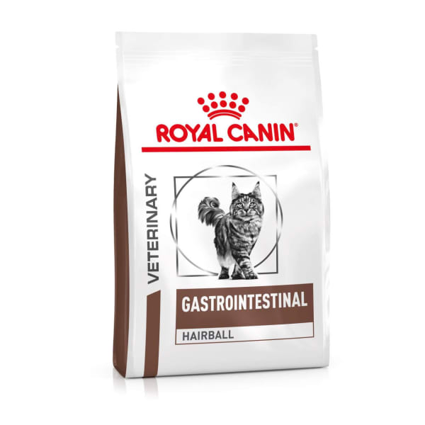 Royal Canin Veterinary Diet Gastrointestinal Hairball Adult Dry Cat Food