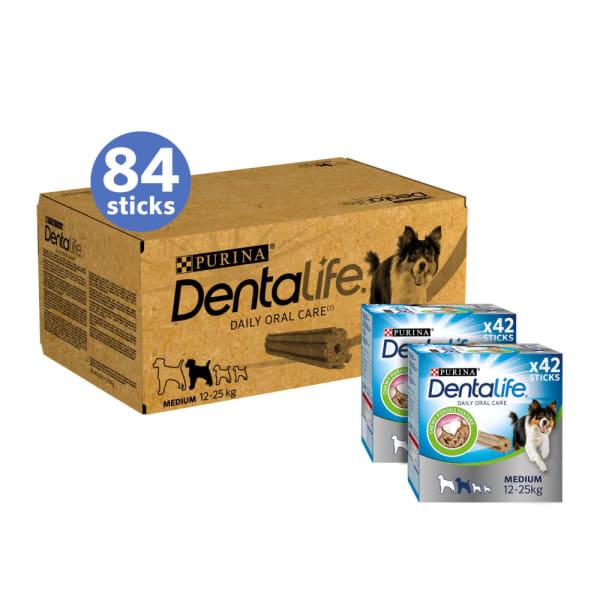 Purina Dentalife Medium Adult Dog Daily Chew Treat