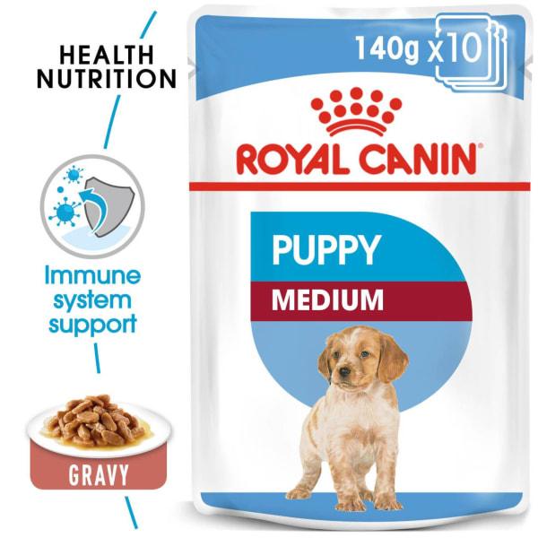 Royal Canin Medium Puppy Wet Dog Food