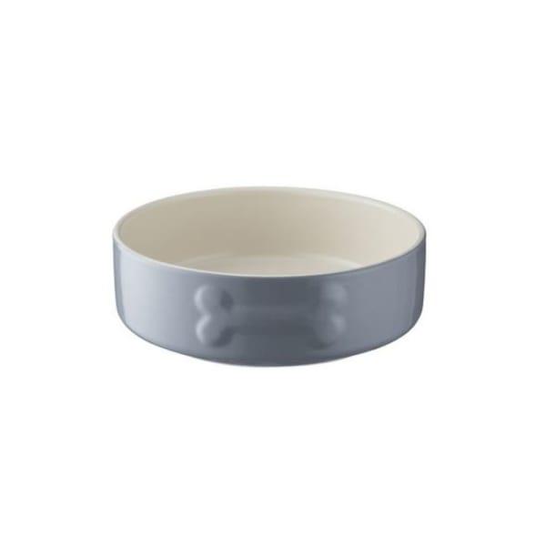 Mason Cash Dog Bowl in Grey