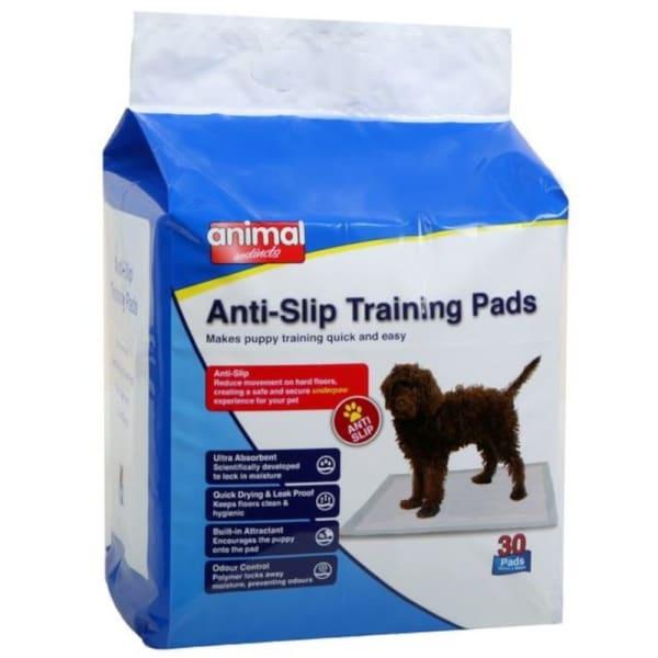 Company Of Animals AI Dog & Puppy Anti-Slip Training Pads