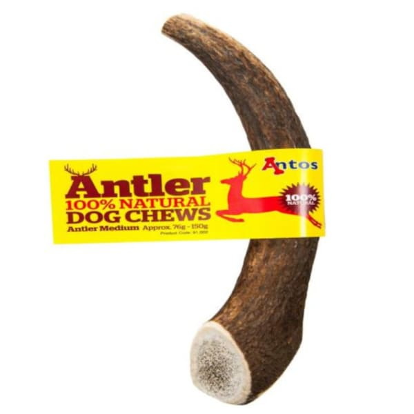 Antos Antler Medium Dog Treats