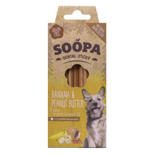 Soopa Dental Sticks Dog Treats