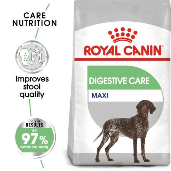 Royal Canin MAXI Digestive Care Trockenfutter für große Hunde mit empfindlicher Verdauung