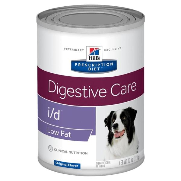 Hill's Prescription Diet Digestive Care i/d Low Fat Hundefutter