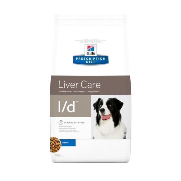Hills Prescription Diet Lebergesundheit l/d Hundefutter