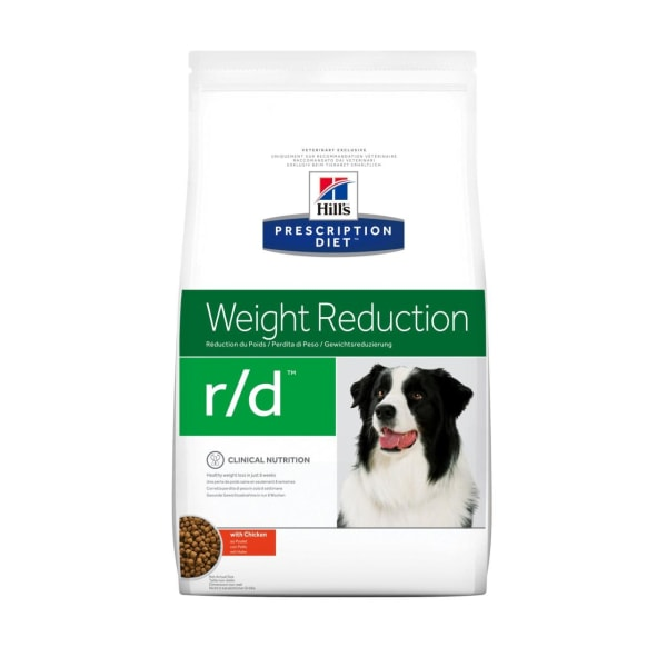 Hills Prescription Diet Gewichtsmanagement  r/d Hundefutter