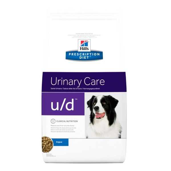 Hills Prescription Diet Urinary Care u/d voor honden
