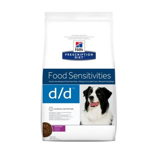 Hills Prescription Diet d/d voor honden
