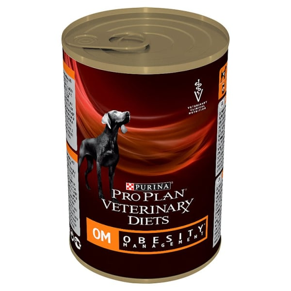 PURINA PROPLAN VETERINARY DIETS Canine OM Obesity Management