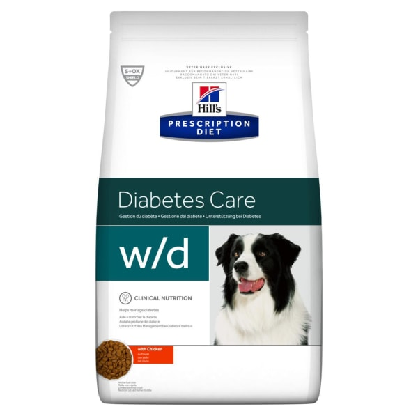 Hills Prescription Diet w/d Hundefutter
