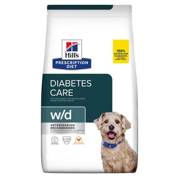 Hill's Prescription Diet w/d Dry Dog Food - Chicken