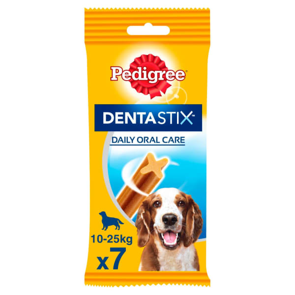 Pedigree Dentastix Daily Adult Medium Dog Dental Treats