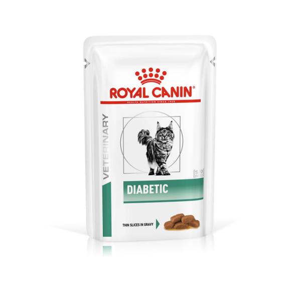 Royal Canin - Vet Diet Féline - Diabetic DS 46