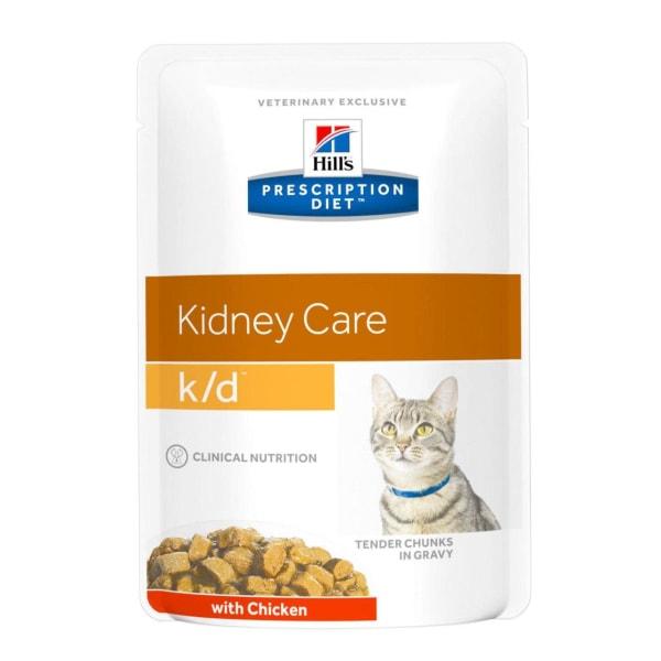 Hills Prescription Diet – Feline k/d Katzenfutter