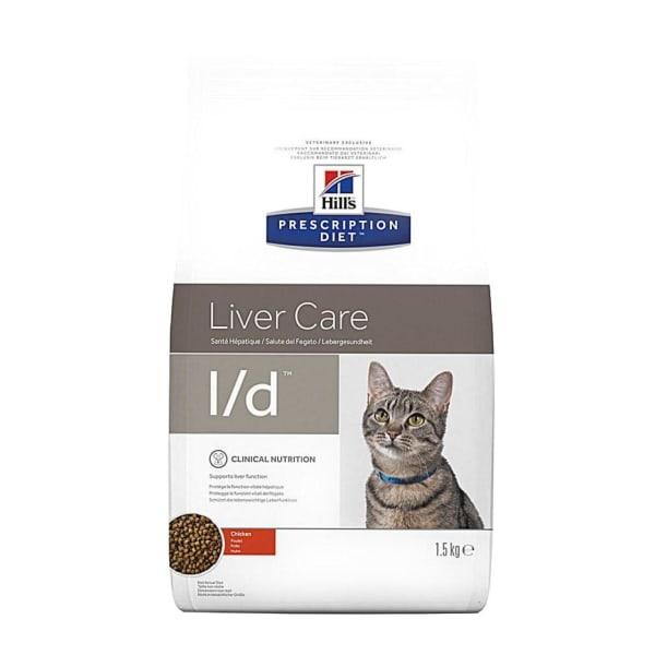 Hills Prescription Diet l/d voor katten