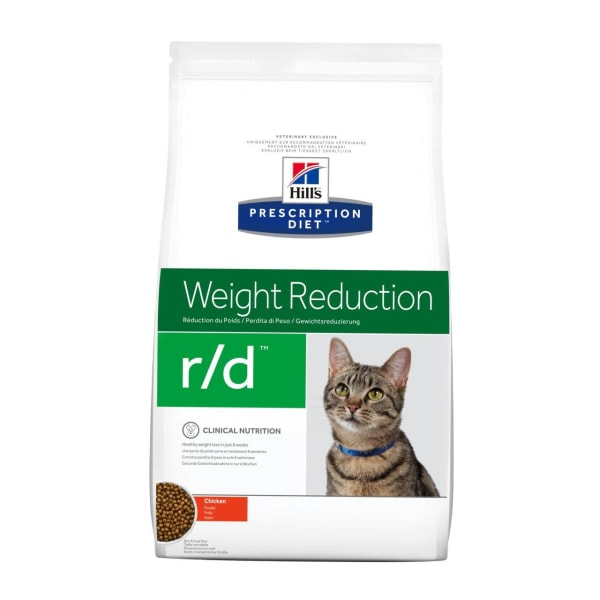 Hills Prescription Diet r/d voor katten
