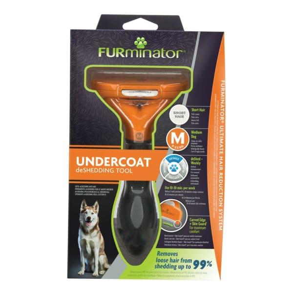 Furminator Deshedding Tool Short Hair Dog