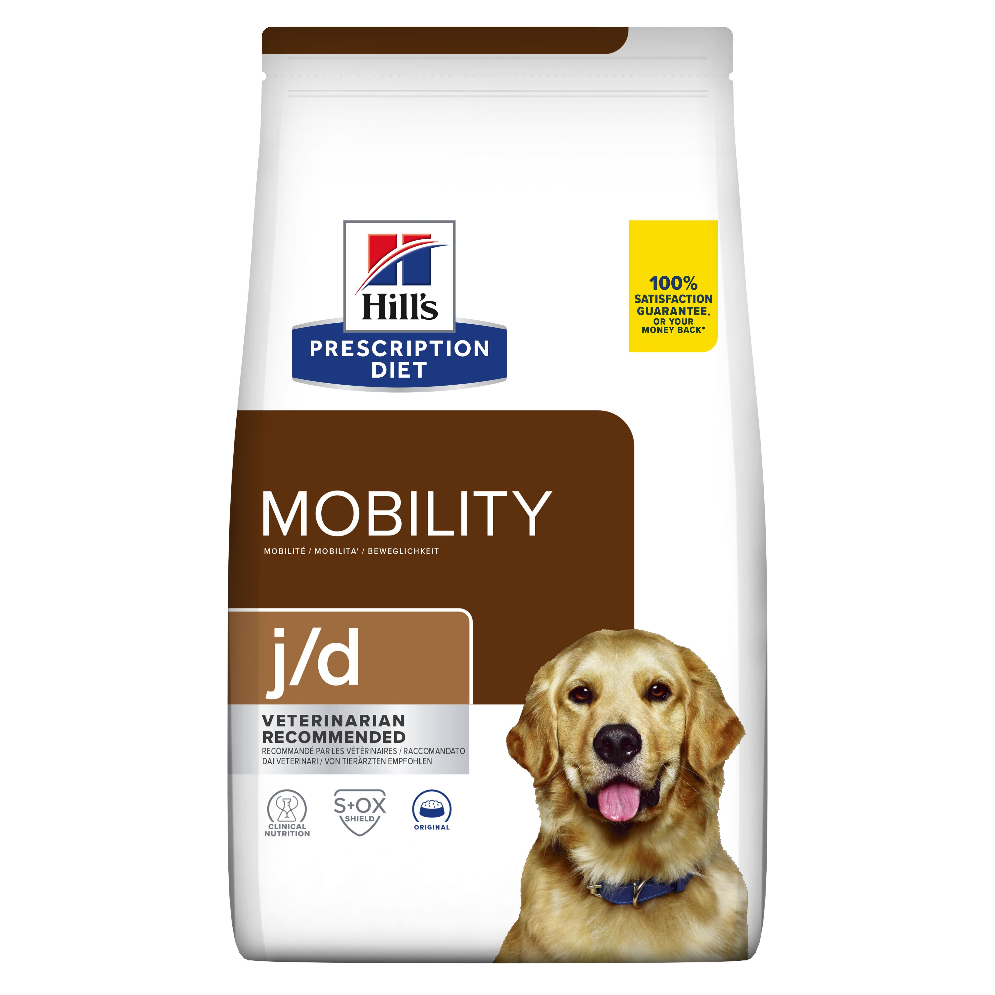 Hill's Prescription Diet Canine j/d