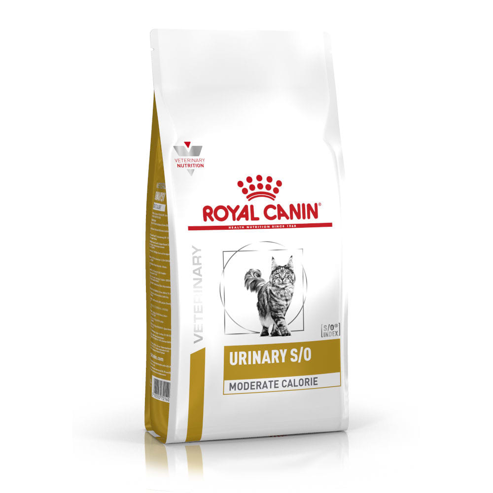 Royal Canin - Vet Diet Feline - Urinary S/O Moderate Calorie
