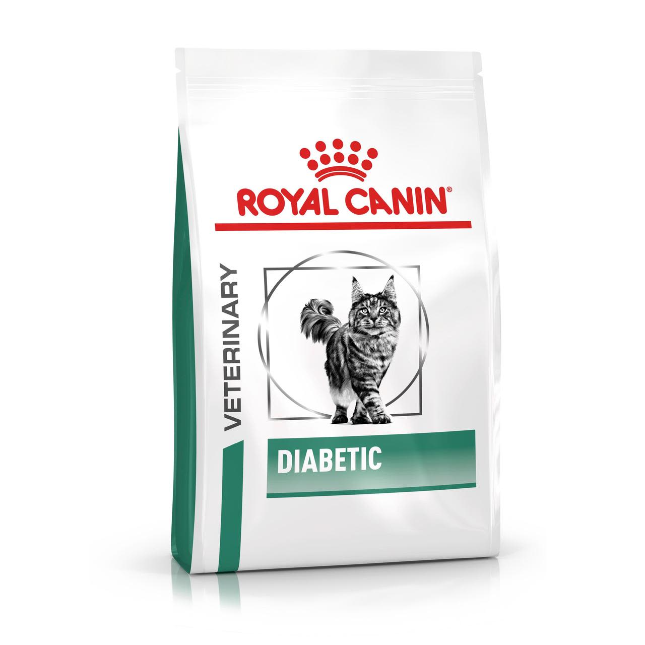 Royal Canin - Vet Diet Féline - Diabetic DS 46