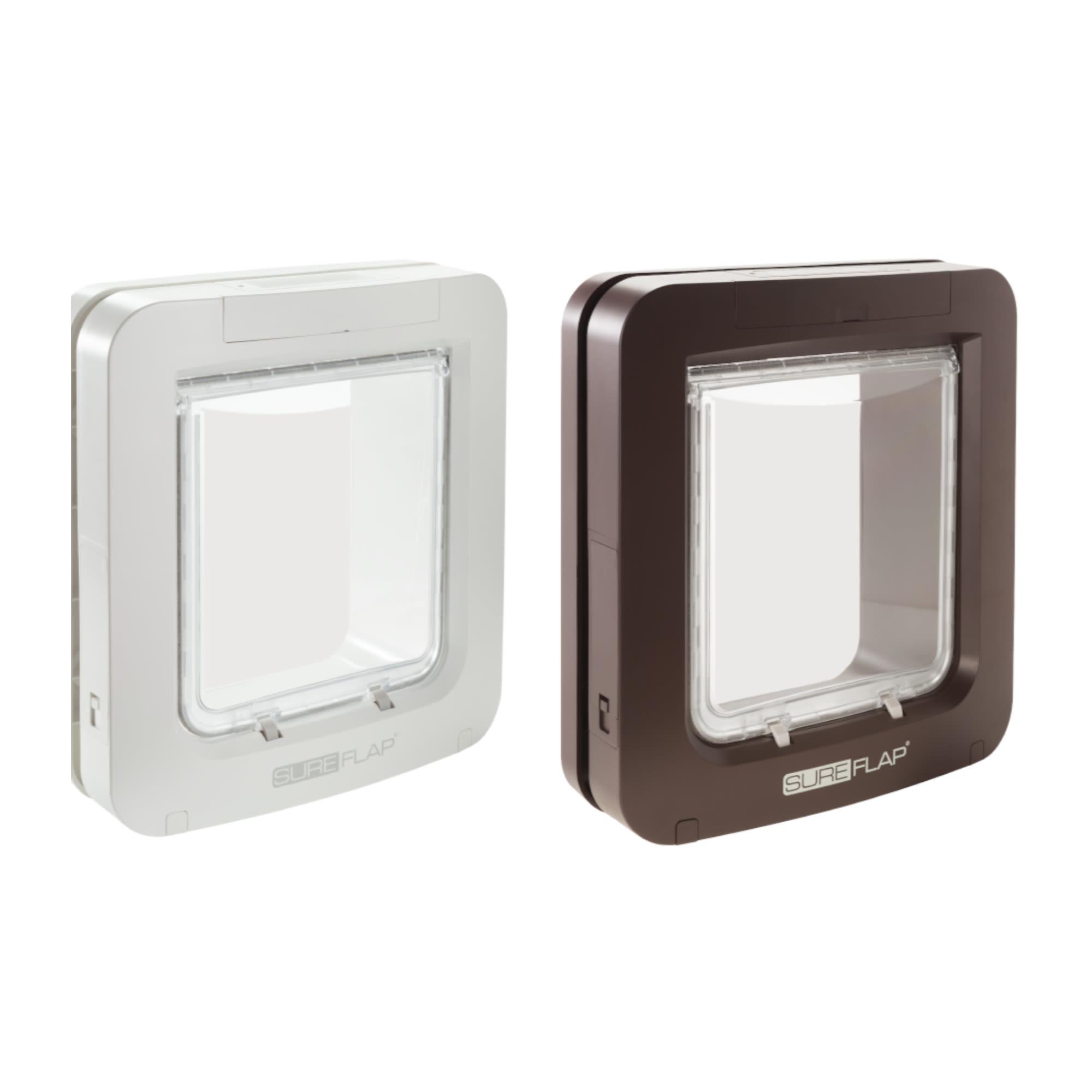 mikrochip katzenklappen katzenklappen t ren sicherheit katzen. Black Bedroom Furniture Sets. Home Design Ideas