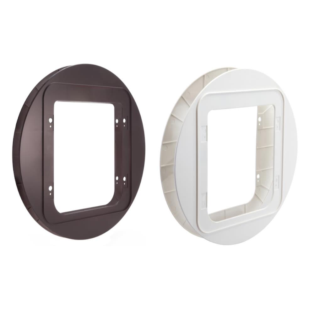 katzenklappen katzenklappen t ren sicherheit katzen. Black Bedroom Furniture Sets. Home Design Ideas