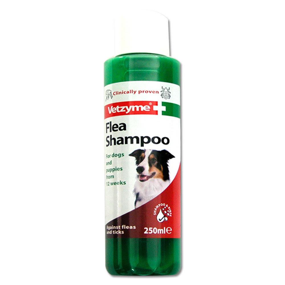 Vetzyme Flea Shampoo