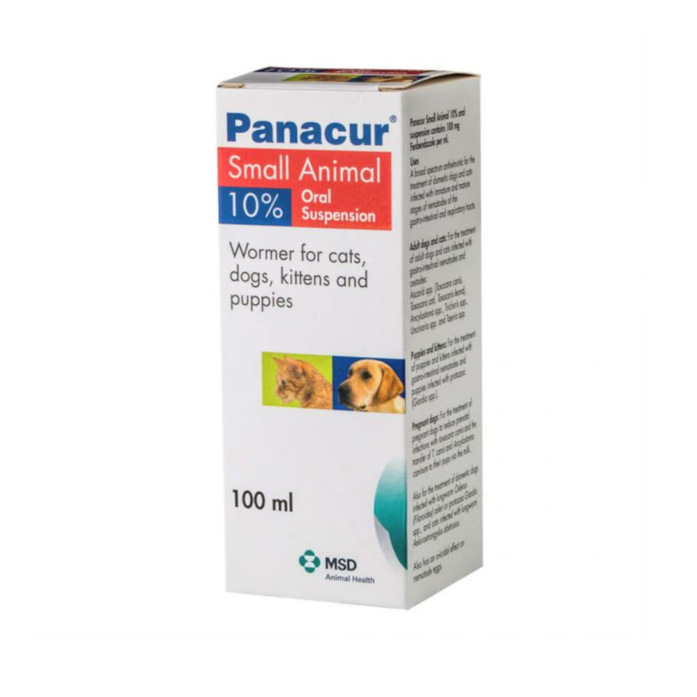 Panacur Liquid for Cats & Dogs
