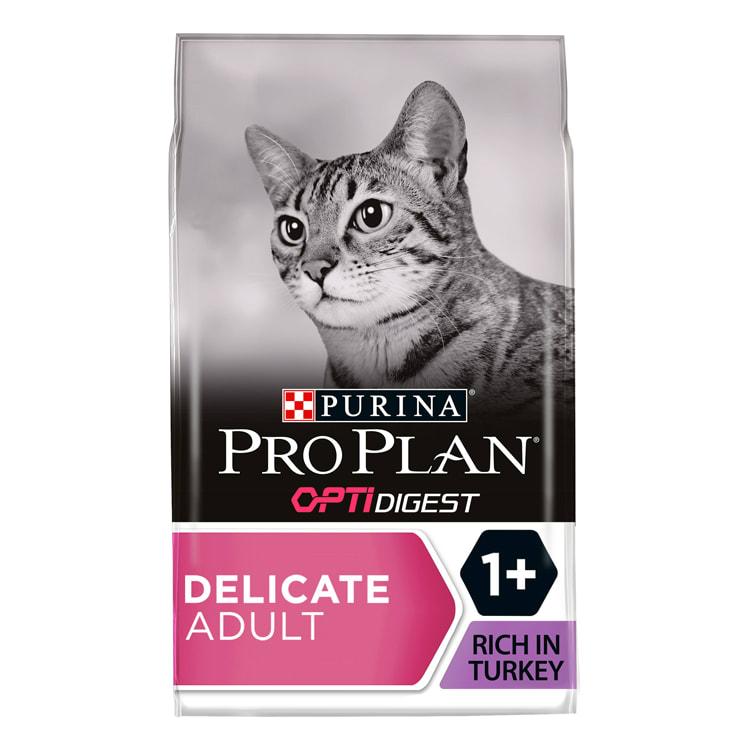 PURINA PRO PLAN Delicate OPTIDIGEST Rich in Turkey - 1 5kg