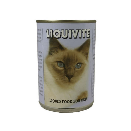 Liquivite Liquid Cat Food