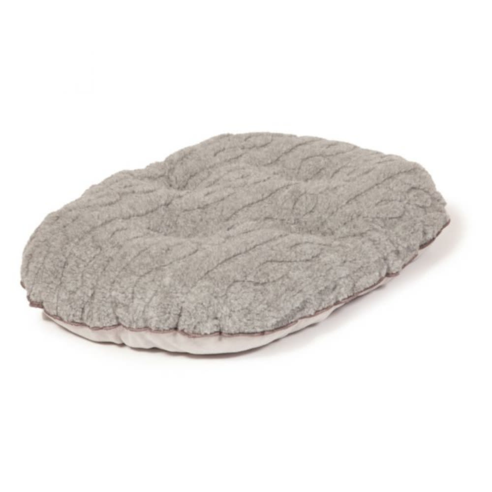 Danish Design Bobble Pewter Quilted Mattress