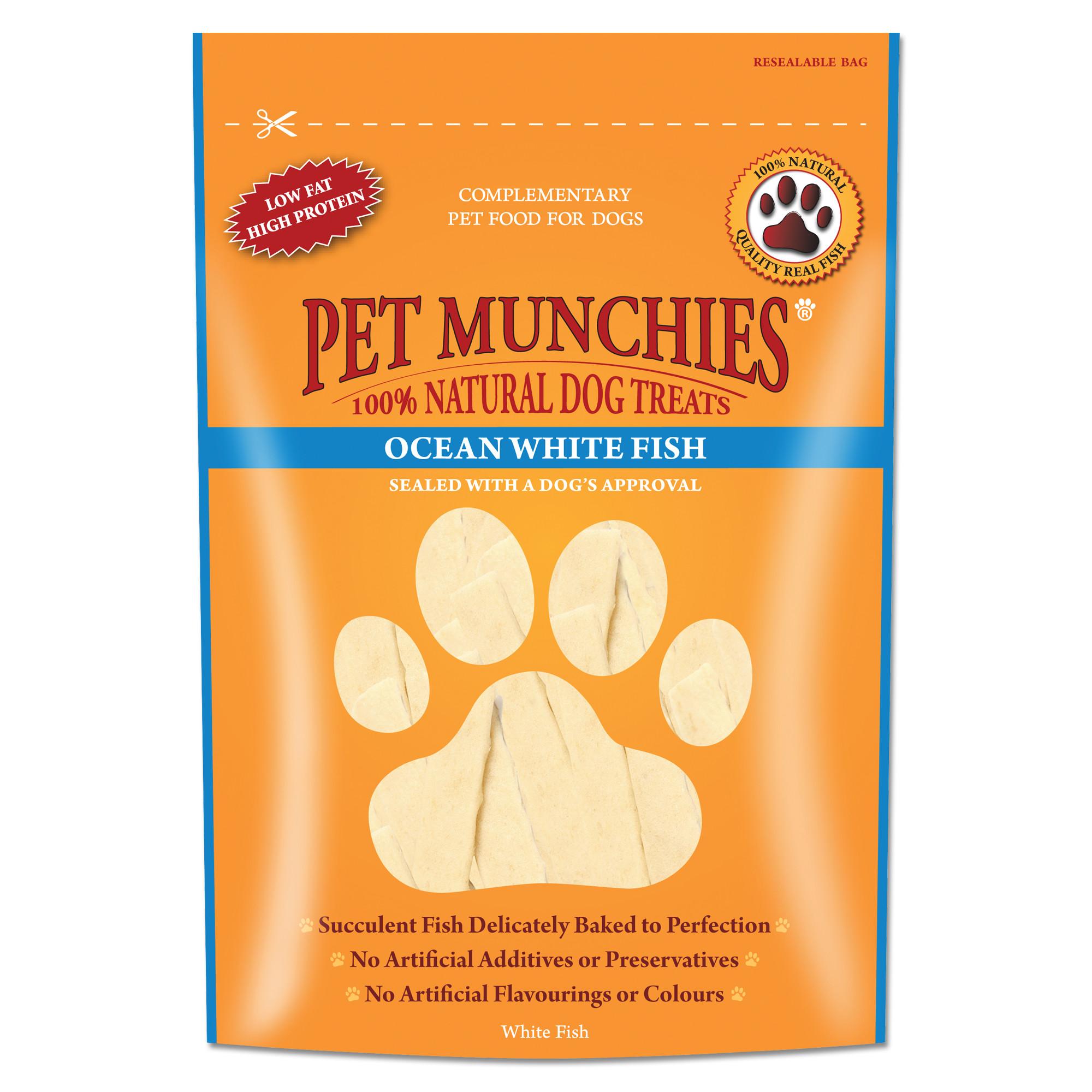 Pet Munchies Dog Treats - Fish