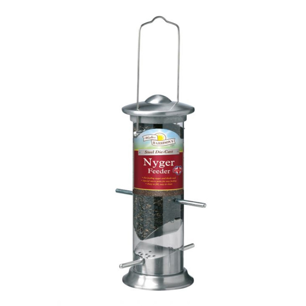Mangeoires abreuvoirs oiseaux sauvages pigeons - Distributeur de graines pour oiseaux ...