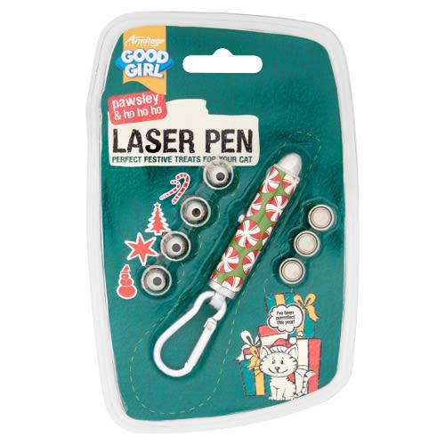 Pawsley Laser Pen
